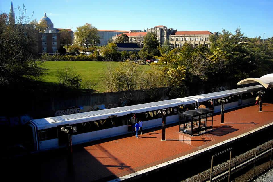 brookland cua metro station small area plan justice